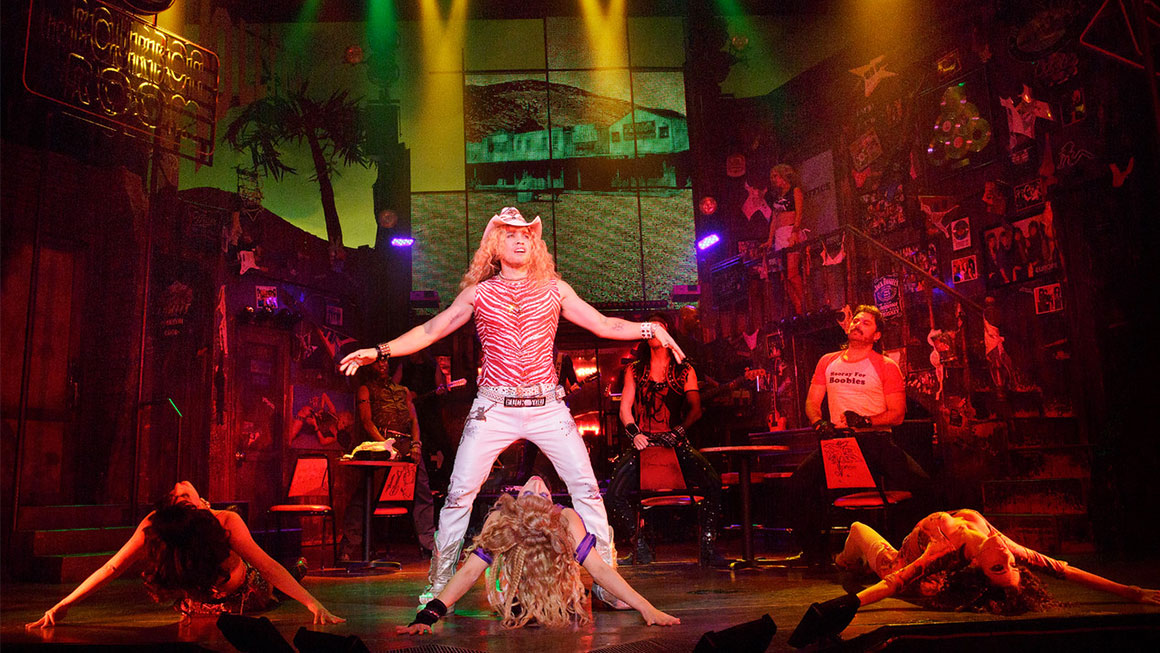 Chester see rock of ages
