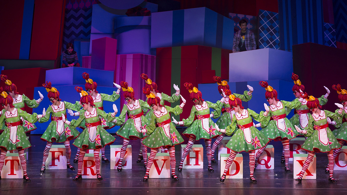 Christmas Spectacular Starring the Radio City Rockettes® Discount ...