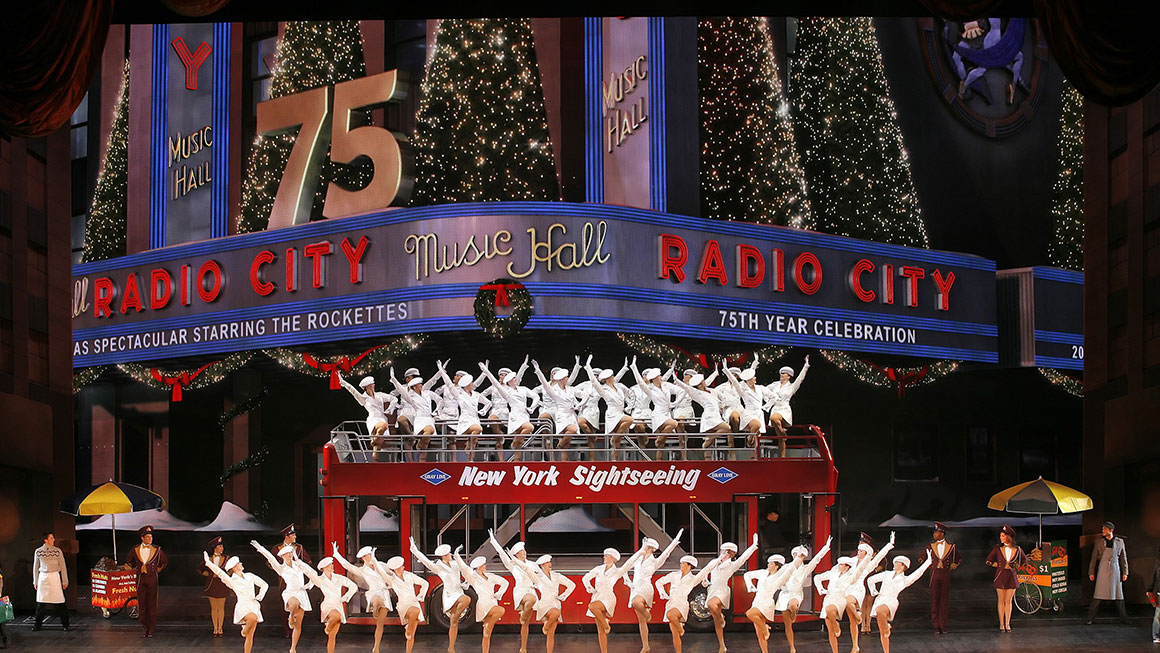 Christmas Spectacular Starring The Radio City Rockettes Discount ...