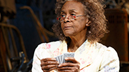 Cicely Tyson as Fonsia Dorsey in 'The Gin Game'