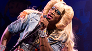 Taye Diggs as Hedwig in 'Hedwig and the Angry Inch'