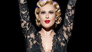 Rumer Willis as Roxie Hart in 'Chicago'