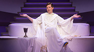 Sean Hayes as God in An Act of God