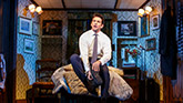 Andy Karl as Phil Connors in Groundhog Day on Broadway.