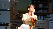 Kelli O'Hara as Francesca Johnson in 'The Bridges of Madison County'