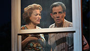 Cass Morgan as Marge and Michael X. Martin as Charlie in 'The Bridges of Madison County'