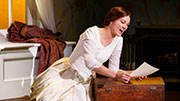 Joely Richardson as Emily Dickinson in 'The Belle of Amherst'