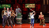 """The Cast of """" A Bronx Tale"""""""