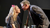 Cate Blanchette and Richard Roxburgh in The Present on Broadway
