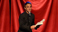 Tony Danza in Celebrity Autobiography.