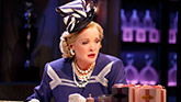Chrstine Ebersole as Elizabeth in War Paint on Broadway.