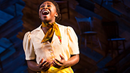 Cynthia Erivo as Celie in The Color Purple