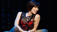 Krysta Rodriguez in First Date.