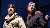 A scene from Ernest Shackleton Loves Me Tickets