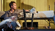Sam Rockwell as Eddie in 'Fool For Love'
