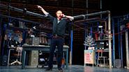 Jesse Tyler Ferguson as Sam in Fully Committed
