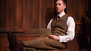 Adam Halpin as Jervis in Daddy Long Legs