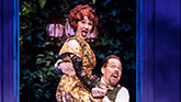 John Bolton and Vicki Lewis in Anastasia on Broadway