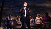 Jenn Colella in Come From Away on Broadway