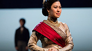 Ruthie Ann Miles as Lady Thiang in The King and I