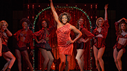 Wayne Brady as Lola and company in Kinky Boots
