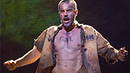 Ramin Karimloo as Jean Valjean in 'Les Miserables'