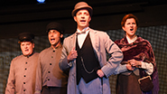 The cast of Liberty: A Monumental New Musical