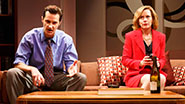 Richard Armitage as Kenneth and Amy Ryan as Sandra in Love, Love, Love