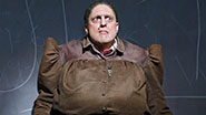 Christopher Sieber as Miss Trunchbull in 'Matilda'