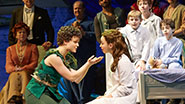 The cast of Broadway's 'Finding Neverland'