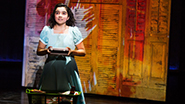 Alexandra Suarez as Little Gloria in 'On Your Feet'