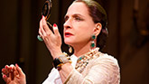 Patti LuPone as Helena in War Paint on Broadway.