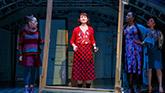 Phillipa Soo in Amelie on Broadway.