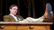 Robert Sean Leonard as Alan Hoffman in Prodigal Son