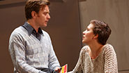 Ewan McGregor as Henry and Maggie Gyllenhaal as Annie in 'The Real Thing.'