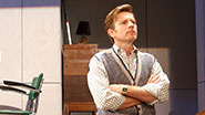 Cynthia Nixon as Charlotte and Ewan McGregor as Henry in 'The Real Thing.'