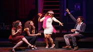 Significant Other's Lindsay Mendez, Carra Patterson, Sas Goldberg and Gideon Glick