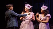 Significant Other's Gideon Glick, Lindsay Mendez and Carra Patterson