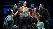 Steven Pasquale as Jamie Lockhart in The Robber Bridegroom