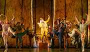 Terrence Mann as the Man in the Yellow Suit in Tuck Everlasting