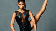 Alvin Ailey American Dance Theater's Jacqueline Green.
