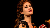 Ali Ewoldt in The Phantom Of The Opera on Broadway