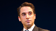 Joseph Leo Bwarie as Frankie Valli in 'Jersey Boys'