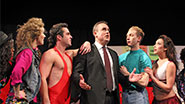 A scene from 'Bayside! The Musical!'