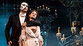 Ben Crawford and Ali Ewoldt in The Phantom Of The Opera on Broadway