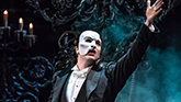 Ben Crawford in The Phantom Of The Opera on Broadway