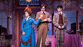 Bernadette Peters , Gavin Creel and Charlie Stemp In Hello, Dolly on Broadway