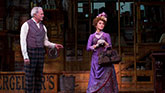 Bernadette Peters and Victor Garber In Hello, Dolly on Broadway