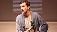 Michael Urie in Buyer & Cellar.
