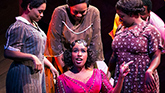 Jennifer Holliday as Shug and Company in 'The Color Purple'